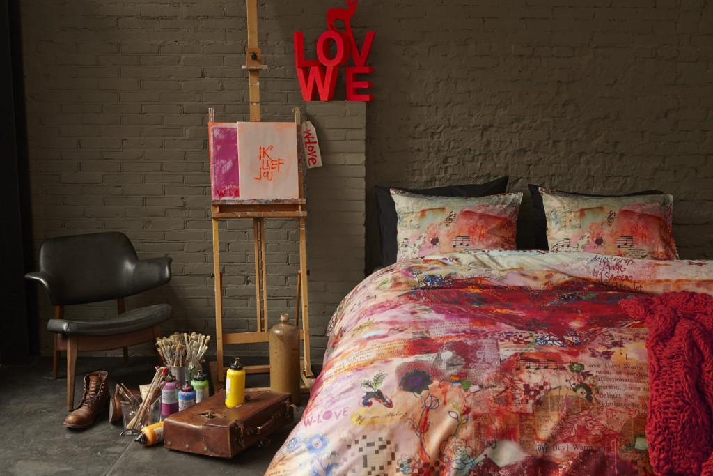 aansprekende designs dekbedovertrekken geertsema. Black Bedroom Furniture Sets. Home Design Ideas